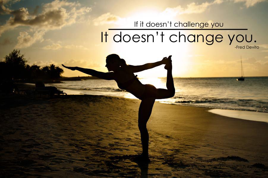 Doesn't Challenge you it doesn't change you