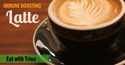 immune-boosting-latte