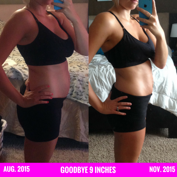 Charleigh-diastasis-depression-and-weight-gain