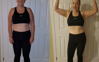 Amber-Donn-before-after-28-Day-shape-up-transformation