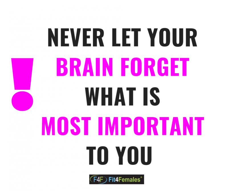 excuses-never-let-your-brain-forget-what-is-important-to-you-inspiration