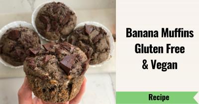 Banana-Muffins-Gluten-Free-Vegan-healthy-recipe