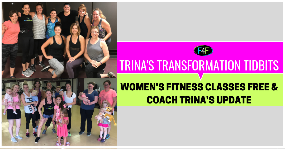 TTT066-Women's-Fitness-Classes Free & Coach Trina's Update