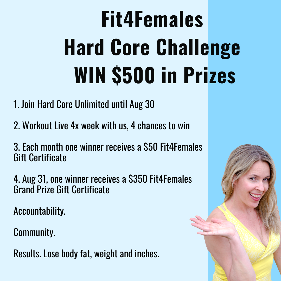 Hard Core $500 in prizes